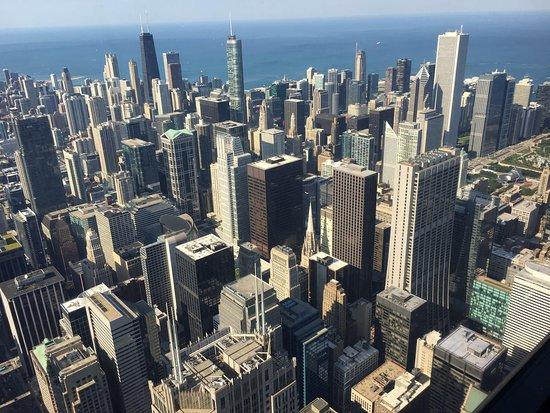 Chicago 360 tower....Enjoy !
