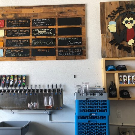 Suds Monkey Brewing