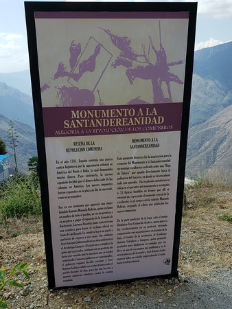 Parque Nacional de Chicamocha: Great park with lots to see and explore Definitely pack sunblock and umbrella. Well maintained and great views.