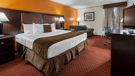 BEST WESTERN PLUS Lubbock Windsor Inn & Suites: King Room