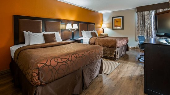 BEST WESTERN PLUS Lubbock Windsor Inn & Suites: 2 Queen Room