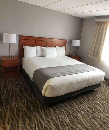 Lock Haven, Πενσυλβάνια: King Room, Handicap