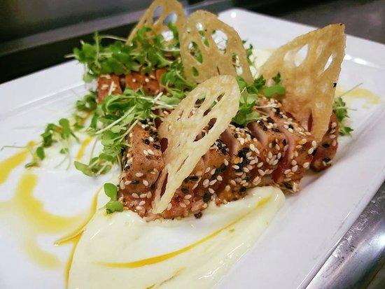 Sconni's Alehouse & Eatery: Ahi Tuna.