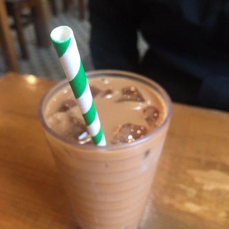 青洲灶記咖啡照片