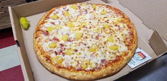 Zack's Pizza