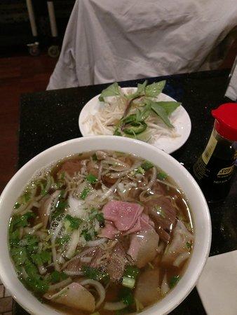 Ok if you like Vietnamese and Pho