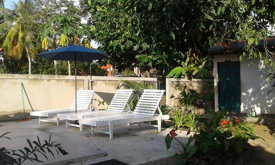 Shrinith's Place - Dodanduwa: Sitting area