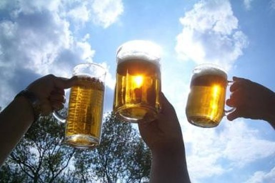 Tsjekkisk ølsmake i Praha