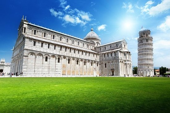 Pisa und Lucca und Forte dei Marmi...
