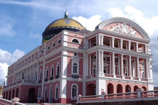 Manaus City Sightseeing Tour