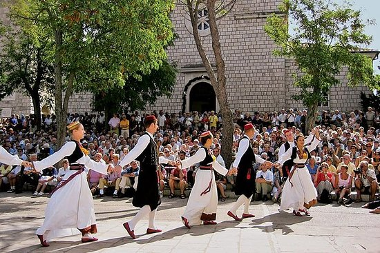 Cilipi Folklore Tour fra Dubrovnik