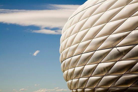 München-Stadtrundfahrt inklusive...