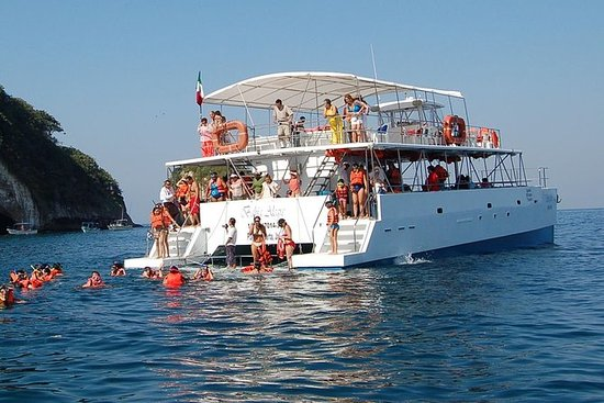 Snorkel Los Arcos avgang Puerto...