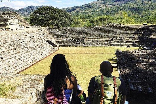 Copán Dagstur fra Guatemala City