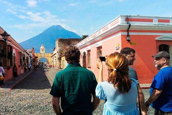Excursão Colonial de Antigua pela...