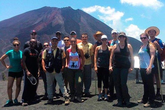 Tour Vulkan Pacaya und heiße Quellen...