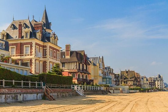 Private Tour: Honfleur, Deauville and...