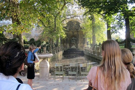 Small-Group Luxembourg Gardens...