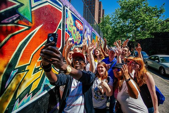 Harlem Hip-Hop Walking Tour