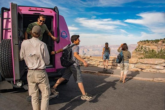 Grand Canyon South Rim vid Tour ...