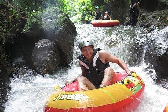 Aventura de Tubing Canyon de Bali