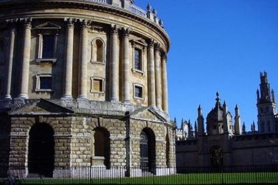 Cambridge und Oxford historische ...