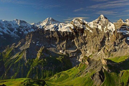 Uavhengig Berner Oberland og Jungfrau...