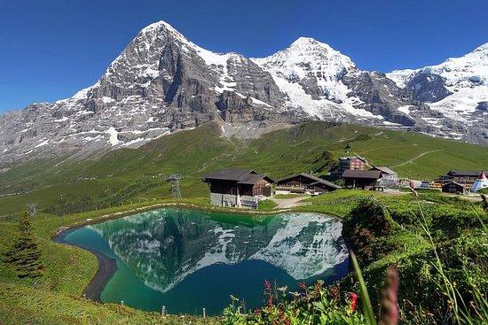 ルツェルンからスイス・アルプス山脈への日帰り旅行:ユングフラウヨッホとベルナ…