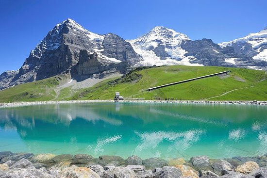 Bernese Oberland Alps Day Trip from...