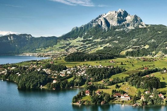 Mount Pilatus Summer Day Trip from...