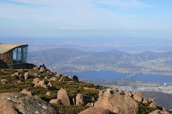 Mount Wellington Tour und MONA ...