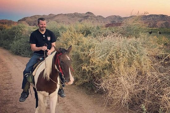 Old Spanish Trail Horseback Ride with...