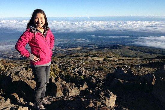 Haleakala Crater Hike