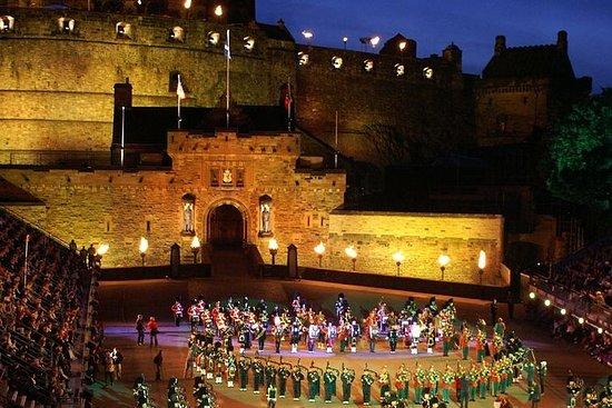 Skotsk høylandet dagstur og Edinburgh...