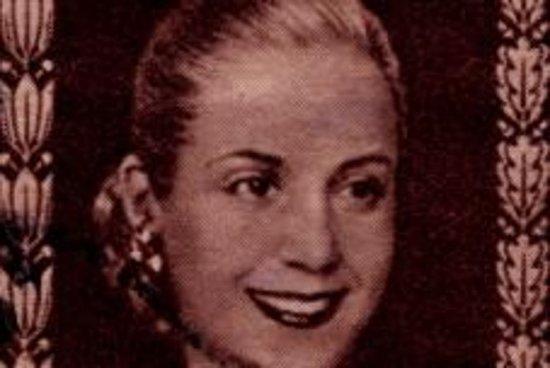 Evita Peron tur i Buenos Aires