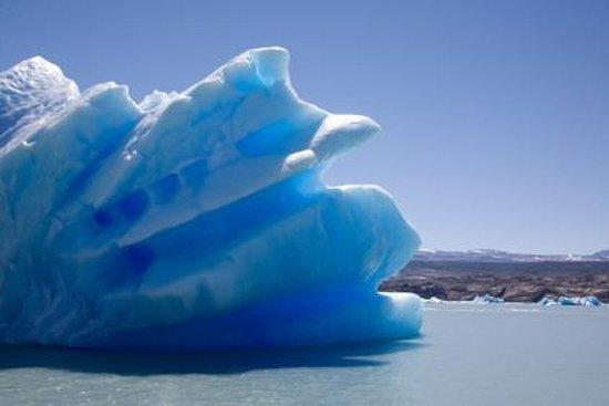 Croisière touristique au glacier d'El...