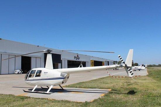 Recorrido privado en helicóptero por...
