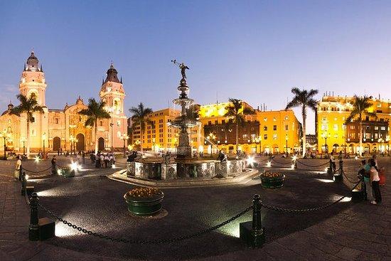 Lima en un jour: visite de la ville...
