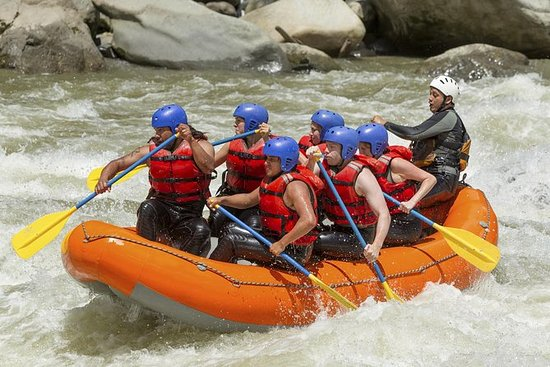 Cetina River Rafting eventyr fra Split