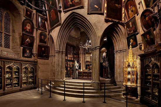 Warner Bros. Studio Tour London - The...