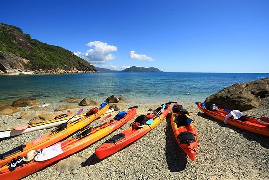 Kayak en mer à Fitzroy Island