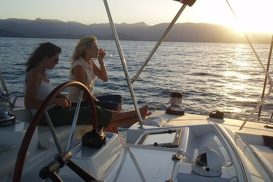Sunset Sailing Cruise from Port...
