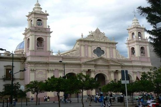 Salta City sightseeingtur