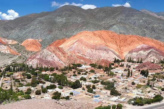 Quebrada de Humahuaca Day Trip from...