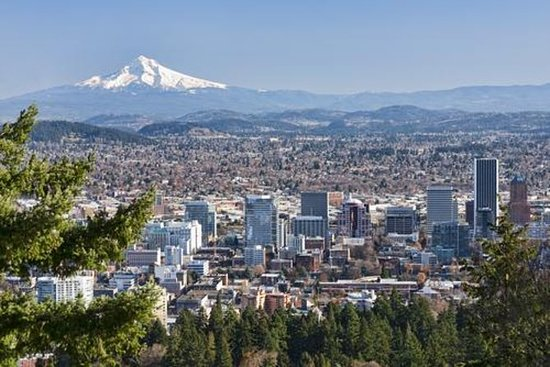 Portland Sightseeing Tour Including...