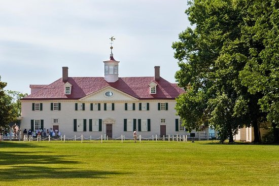 Excursion d'une journée à Mt Vernon...