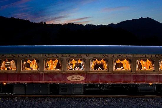Napa Valley Wine Train avec déjeuner...