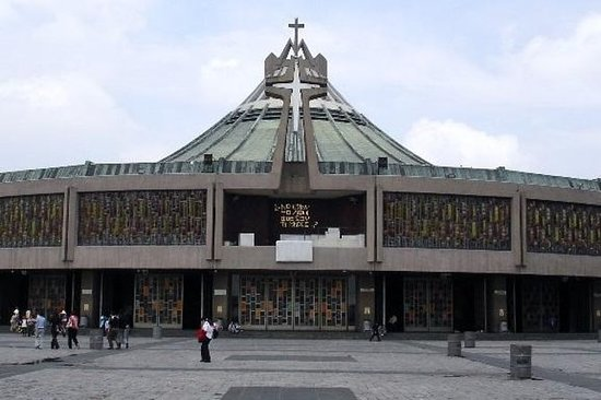 Shrine of Guadalupe Tour in Mexico...