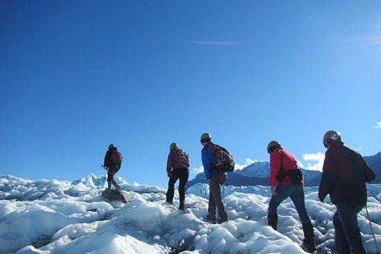 Matanuska-Gletscherwanderung ab...