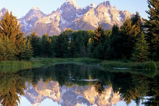 Grand Teton National Park Tour fra...